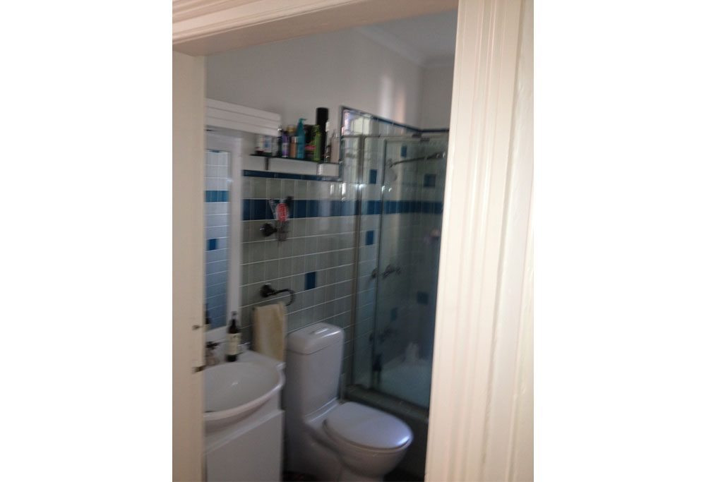 Bathroom After  - Project 1