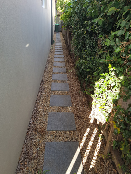 Side Path After